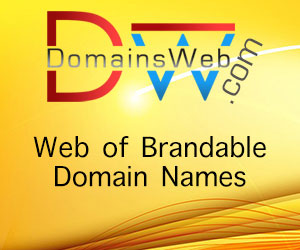 Web of Brandable Domain Names